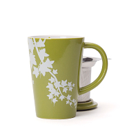 Green Leaves Perfect Mug