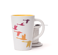 Multicolour Geese Colour Changing Perfect Mug