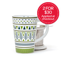 Green Sweater Perfect Mug