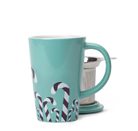 Candy Canes Colour Changing Perfect Mug