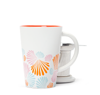 Multicolour Seashells Perfect Mug