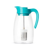 Teal 3 in 1 Pitcher