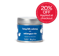 Long Life Oolong Stackable Tin