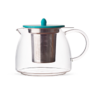 Glass Stout Teapot