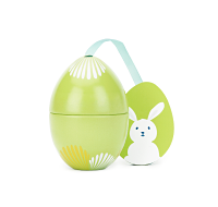 Mint Chocolate Rooibos Easter Egg