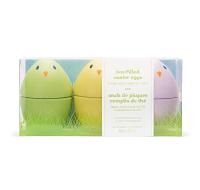 Tea filled Easter Eggs Box of 3